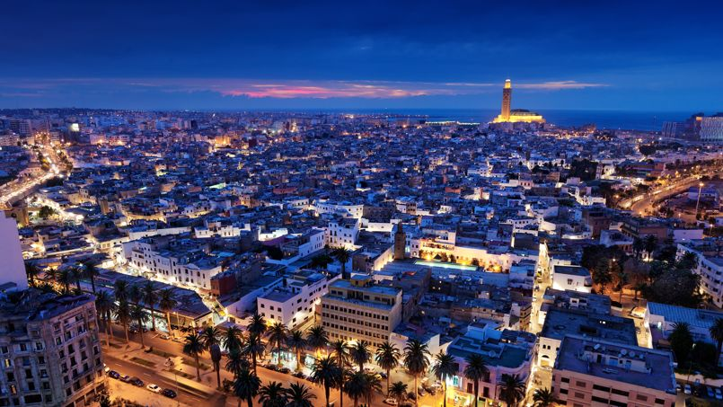 car rental Casablanca airport