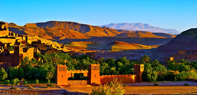 Location de voiture pas chère à l'aéroport de Ouarzazate avec Firefly Maroc